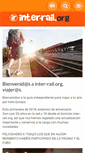 Mobile Preview of inter-rail.es